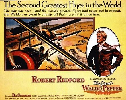 The Great Waldo Pepper Great Waldo Pepper The Soundtrack details SoundtrackCollectorcom