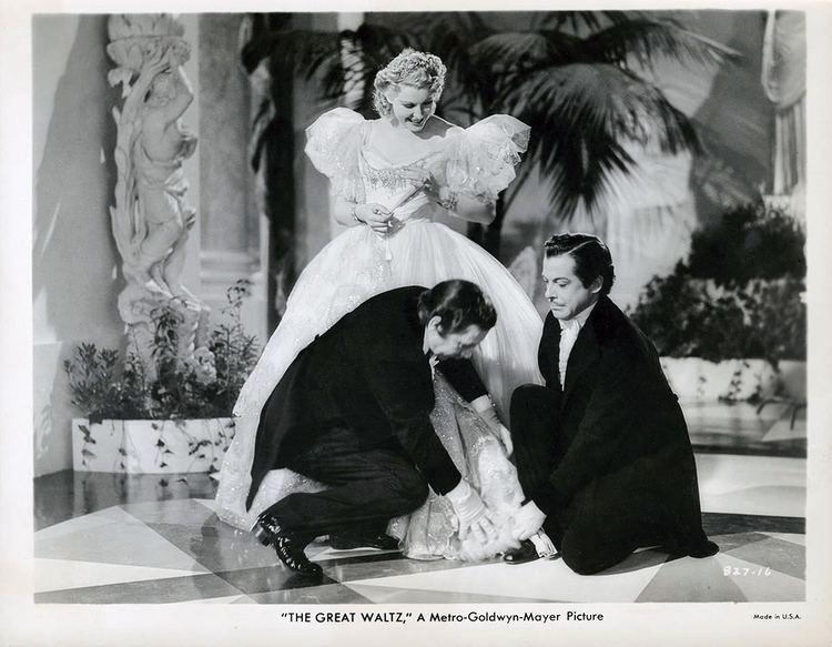 The Great Waltz (1938 film) Great Waltz The 1938