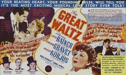 The Great Waltz (1938 film) The Great Waltz 1938 film Wikipedia