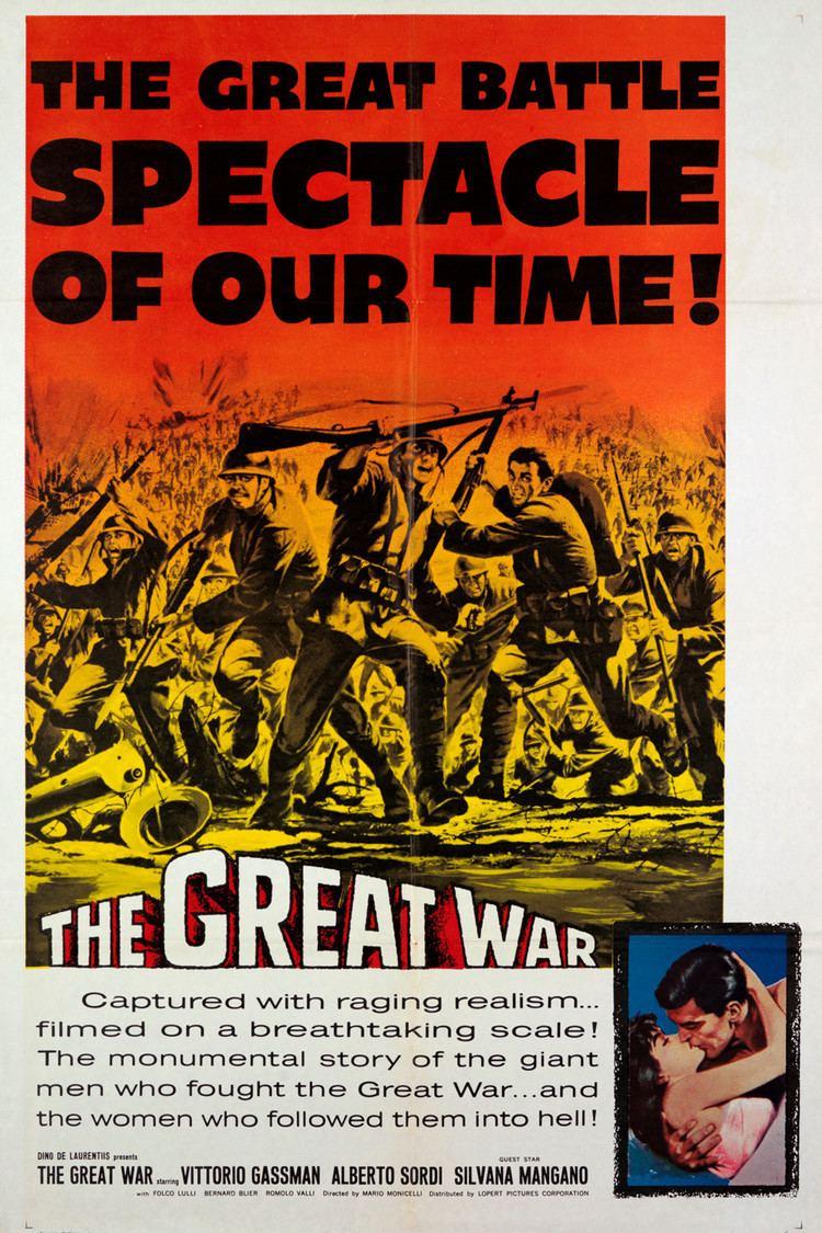 The Great War (1959 film) wwwgstaticcomtvthumbmovieposters89042p89042