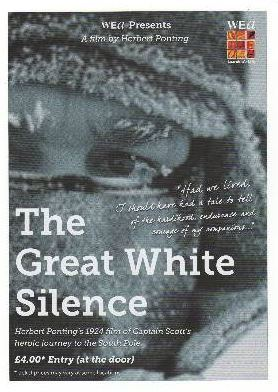 The Great White Silence Great White Silence WEA in Leicestershire
