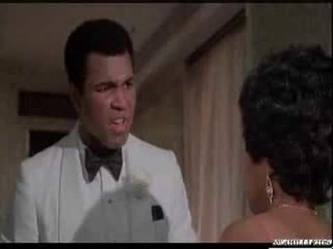 The Greatest (1977 film) Muhammad Ali in The Greatest 1977 pt2 YouTube