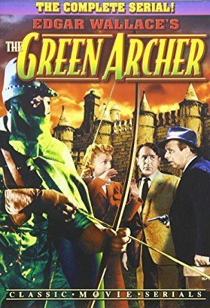 The Green Archer (1940 serial) The Green Archer DVD 1940 All Regions NTSC US Import Amazoncouk