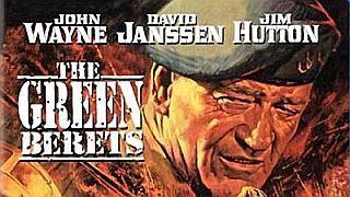 The Green Berets (film) The Green Berets19651968 The Pop History Dig