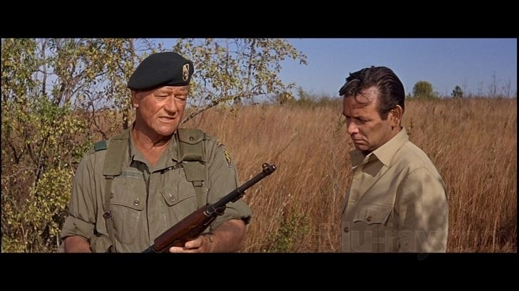 The Green Berets (film) The Green Berets Bluray