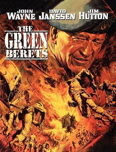 The Green Berets (film) The Green Berets Movie Review 1968 Roger Ebert