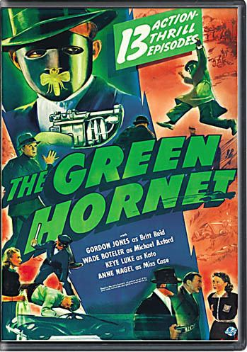 The Green Hornet (serial) Serials on DVD THE GREEN HORNET 1940 We Are Movie Geeks