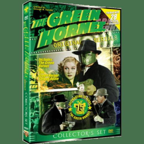 The Green Hornet (serial) GREEN HORNET THE 75th Anniversary Original Serials Collectors Set