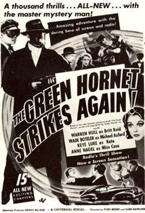 The Green Hornet Strikes Again! Serial Report Chapter 31The Green Hornet Strikes Again Universal