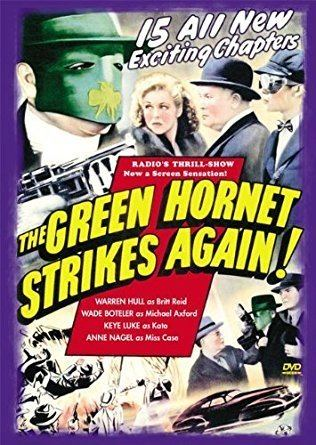 The Green Hornet Strikes Again! Amazoncom Green Hornet Strikes Again The Warren Hull Keye Luke