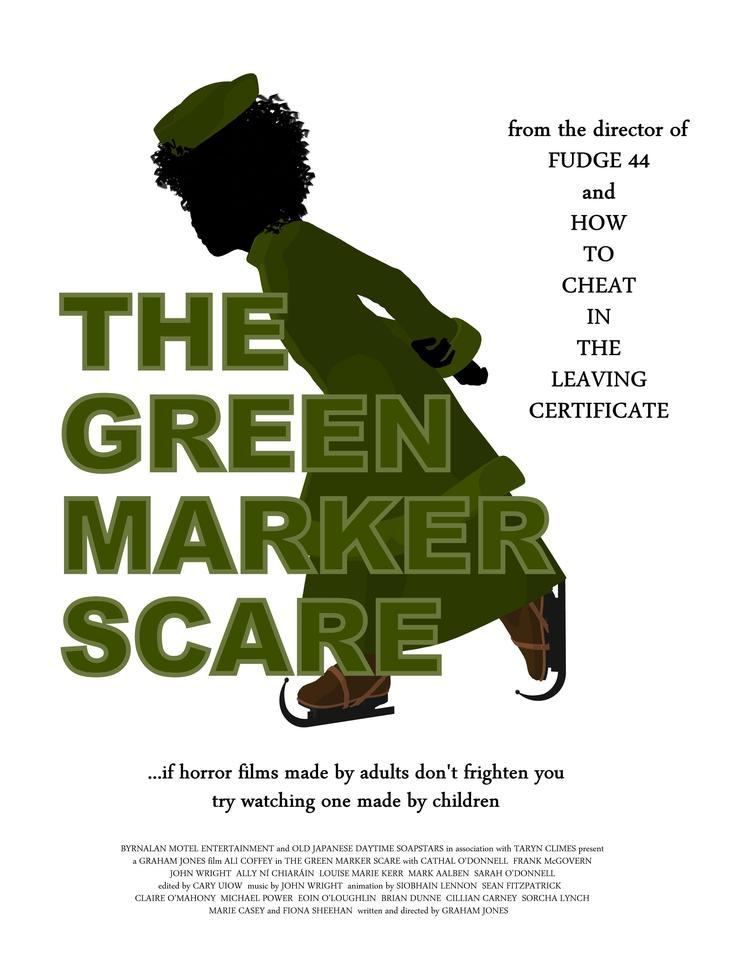 The Green Marker Scare HorrorMoms Guide to Scary Movies Presents THE GREEN MARKER SCARE