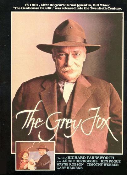 The Grey Fox Rare Movies THE GREY FOX DVD