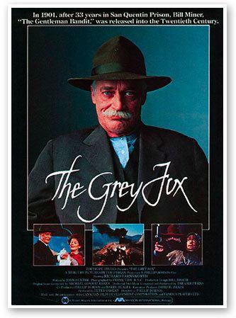 The Grey Fox David Brady Productions
