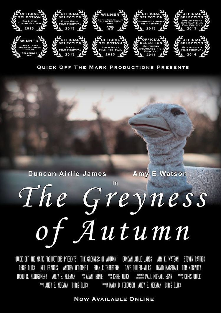 The Greyness of Autumn movie poster