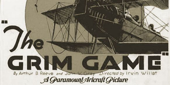 The Grim Game Harry Houdini Silent Movies The Grim Game