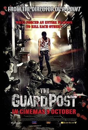 The Guard Post Guard Post The Internet Movie Firearms Database Guns in Movies