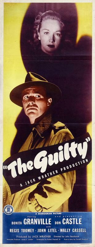 The Guilty (1947 film) The Guilty 1947 Film Noir of the Week