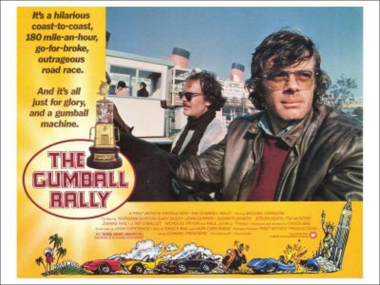 The Gumball Rally The Gumball Rally 1976