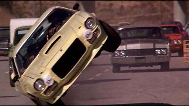 The Gumball Rally Robs Car Movie Review The Gumball Rally 1976