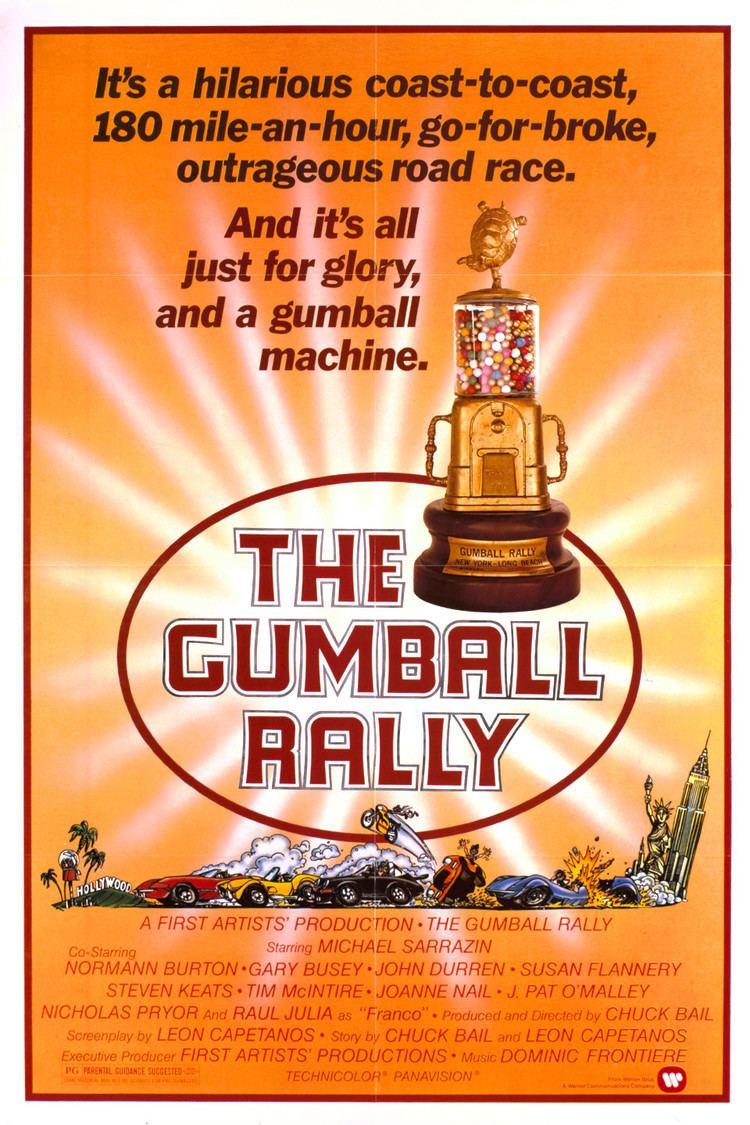 The Gumball Rally wwwgstaticcomtvthumbmovieposters949p949pv