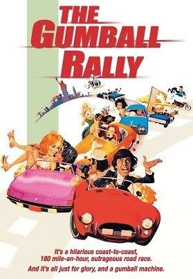 The Gumball Rally The Gumball Rally 1976 trailer YouTube