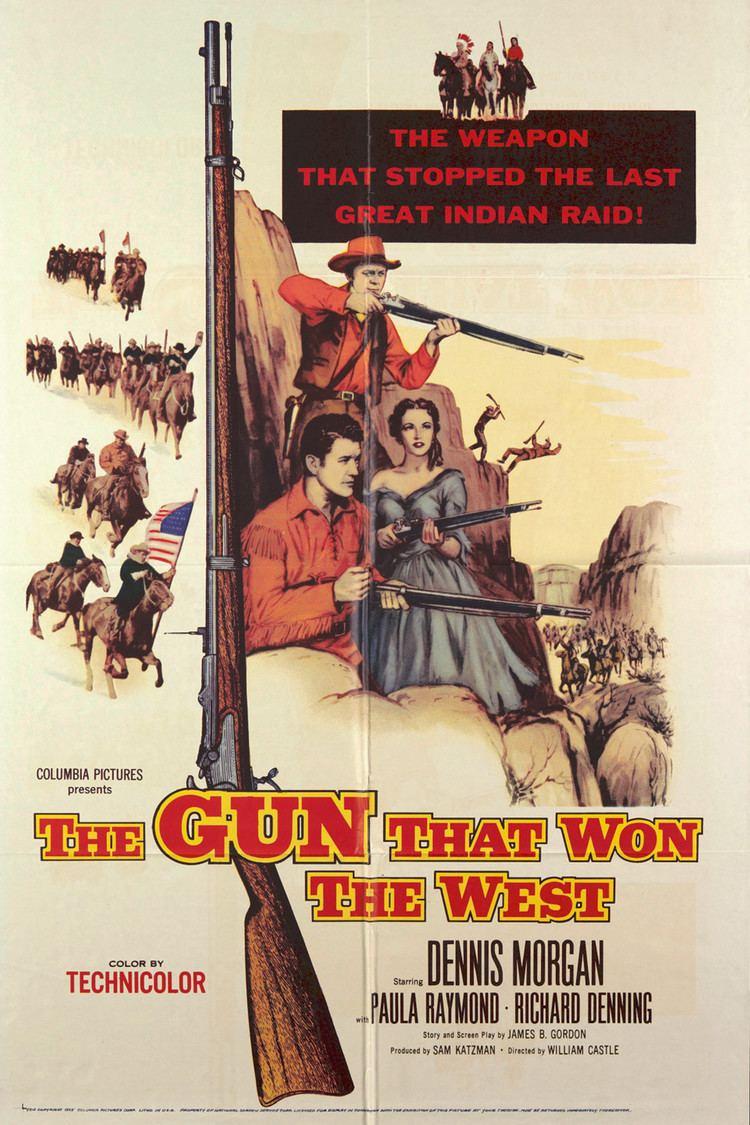 The Gun That Won the West wwwgstaticcomtvthumbmovieposters7877p7877p