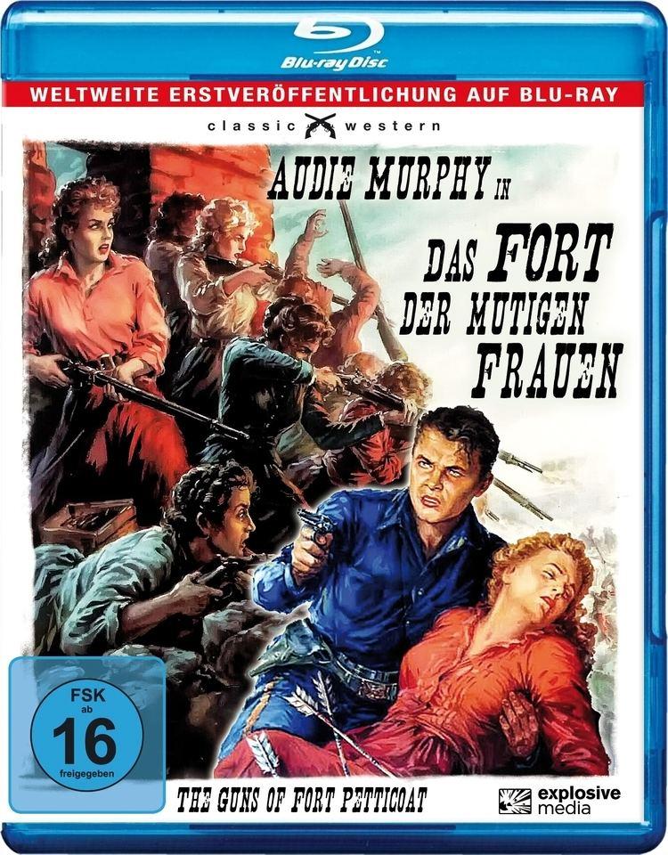 The Guns of Fort Petticoat The Guns of Fort Petticoat Bluray Germany