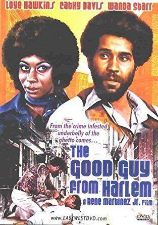 The Guy from Harlem Amazoncom The Good Guy From Harlem Slim Case Loye Hawkins