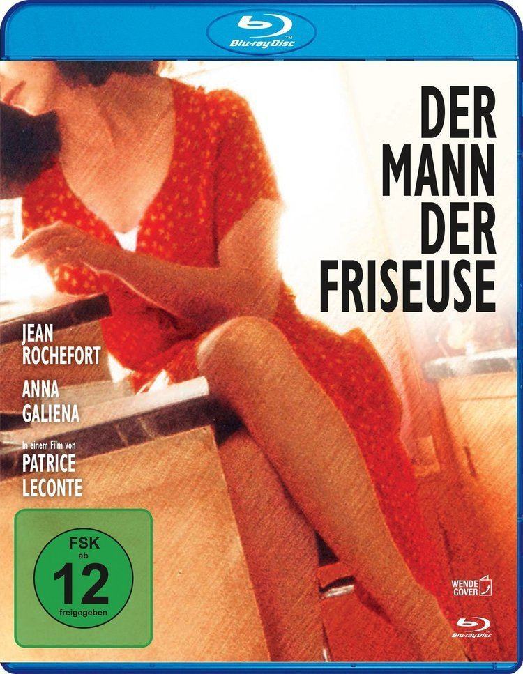 The Hairdresser's Husband The Hairdressers Husband Bluray Germany