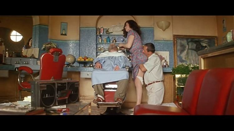 The Hairdresser's Husband The Sexiest Woman Alive Anna Galiena in The Hairdressers Husband