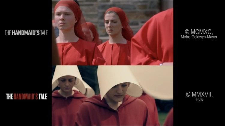 The Handmaid's Tale (film) The Handmaids Tale Film TV Series SidebySide YouTube
