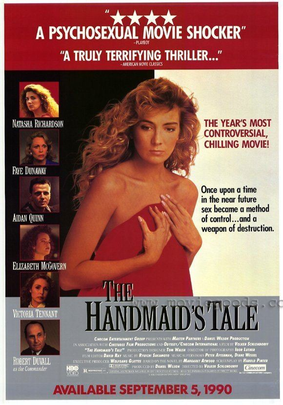 The Handmaid's Tale (film) The Handmaids Tale Needs a New Movie The Nightstand