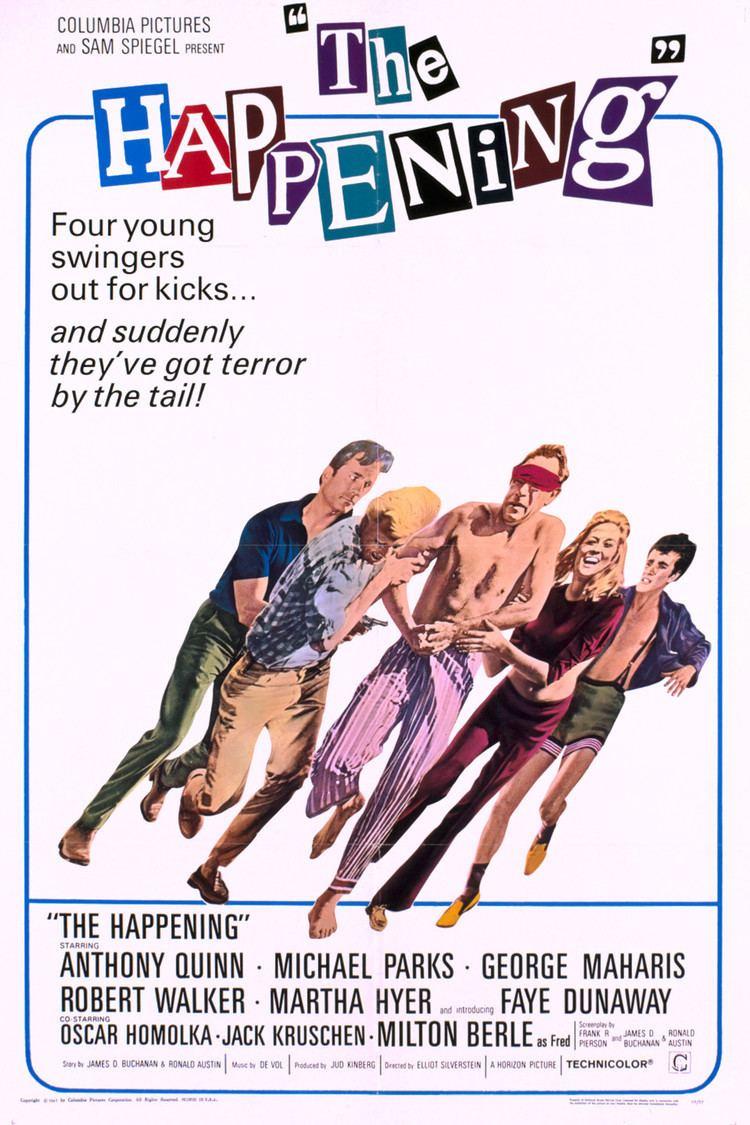 The Happening (1967 film) wwwgstaticcomtvthumbmovieposters2104p2104p