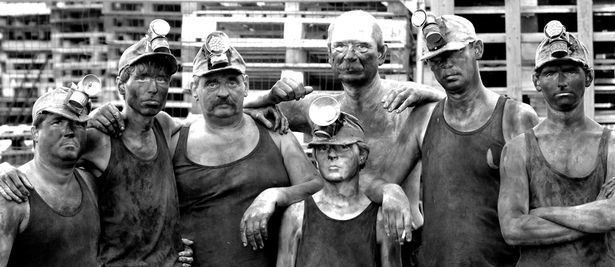 The Happy Lands The Happy Lands tells tale of brave miners who took a stand for