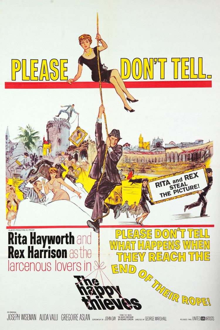 The Happy Thieves wwwgstaticcomtvthumbmovieposters4356p4356p