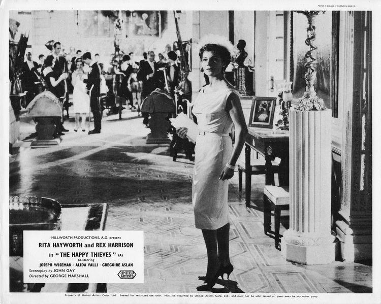 The Happy Thieves 1961 The Happy Thieves Movie Lobby Card 3 1961 The Happ Flickr
