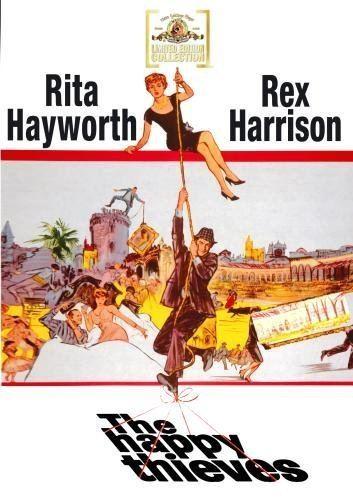 The Happy Thieves Amazoncom The Happy Thieves Rita Hayworth Rex Harrison Joseph