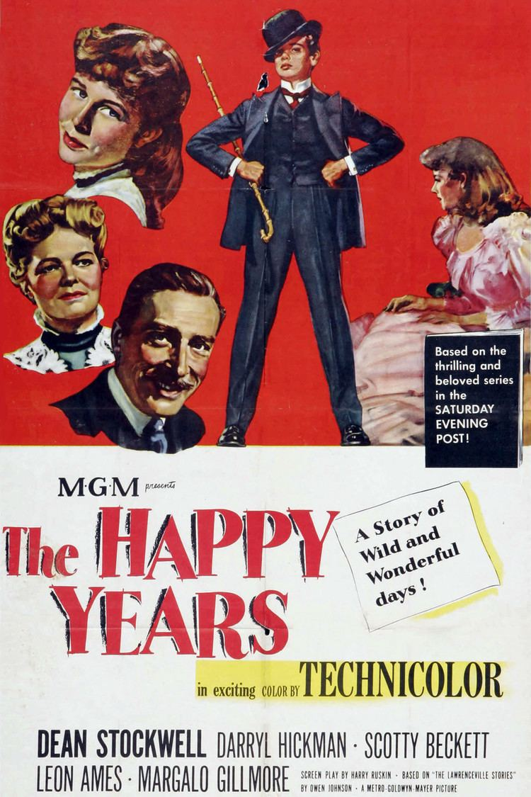 The Happy Years wwwgstaticcomtvthumbmovieposters7049p7049p
