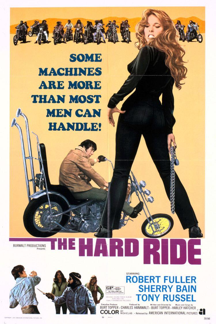 The Hard Ride wwwgstaticcomtvthumbmovieposters41053p41053