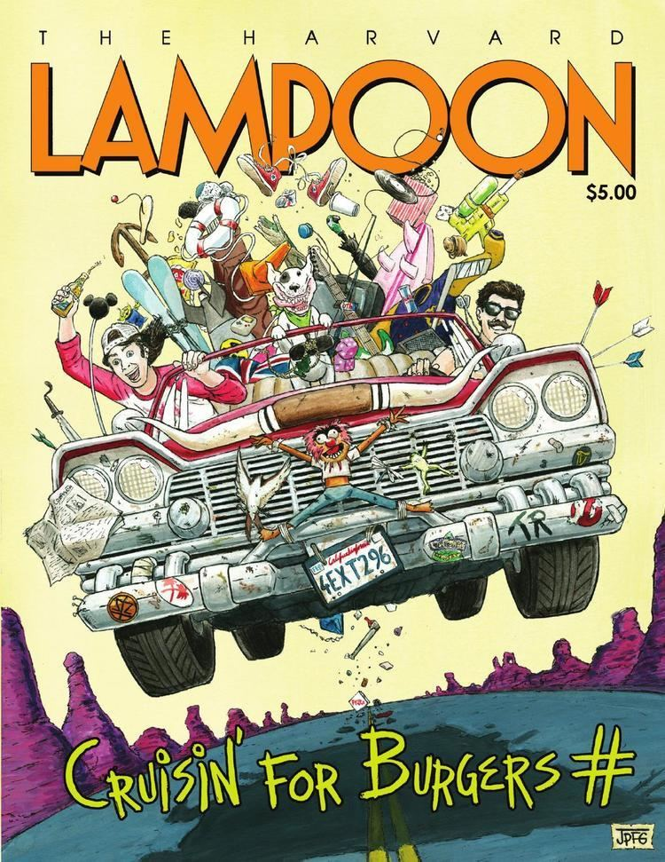 The Harvard Lampoon The Harvard Lampoon issuu