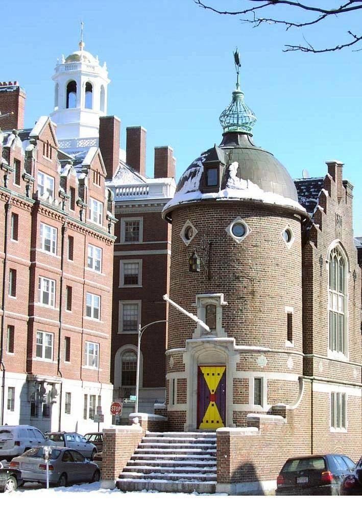 The Harvard Lampoon Harvard Lampoon Building Wikipedia