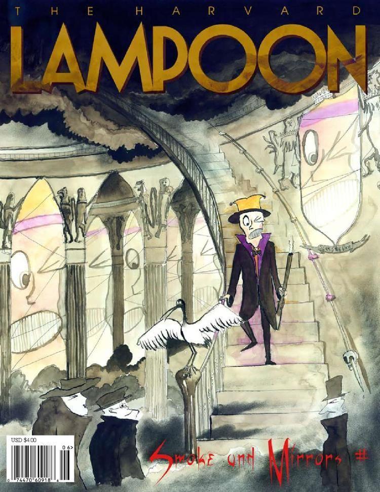 The Harvard Lampoon The Harvard Lampoon Burnout by The Harvard Lampoon issuu