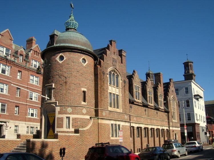 The Harvard Lampoon FileHarvard Lampoon Building IMG 1316jpg Wikimedia Commons