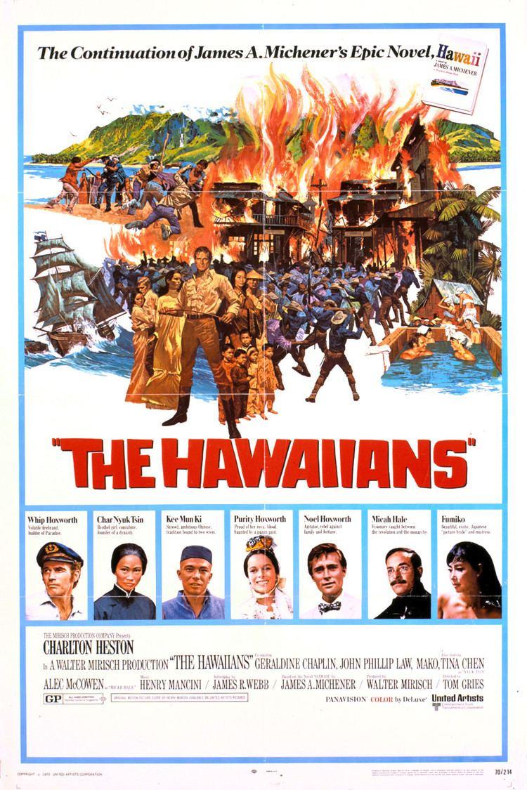 The Hawaiians (film) wwwgstaticcomtvthumbmovieposters3620p3620p