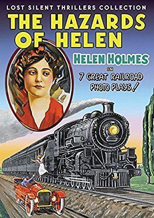 The Hazards of Helen Amazoncom Hazards of Helen Silent Helen Holmes Hoot Gibson