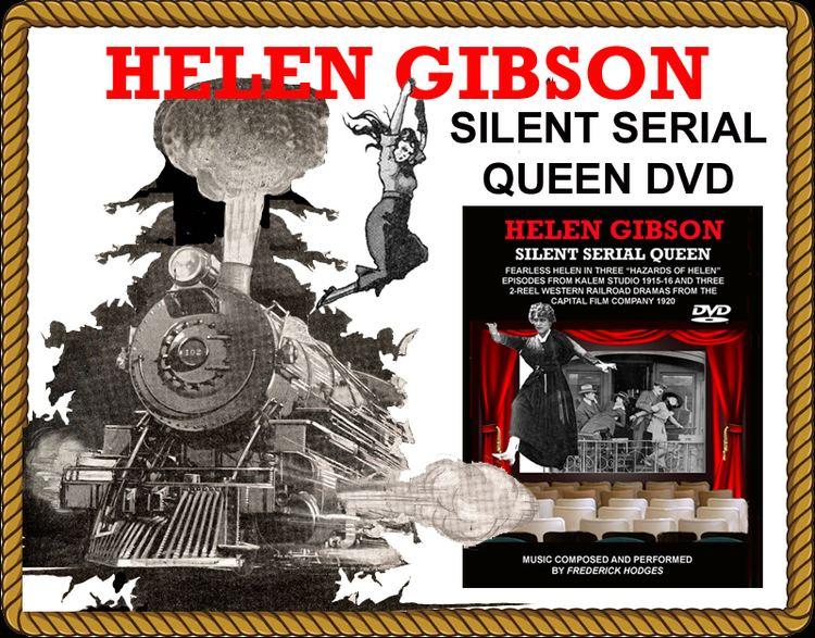The Hazards of Helen HELEN GIBSON DVD