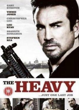 The Heavy (film) movie poster