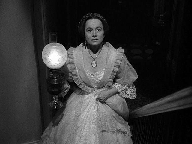 The Heiress movie scenes Olivia de Havilland in The Heiress Best Actress 1949 Clip final scene spoiler http www youtube com watch v RvWL4AvGr2c Favorite Scene
