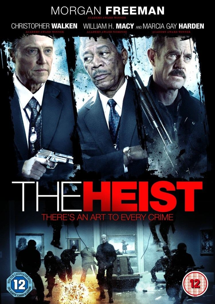 The Heist (2008 film) The Heist Official Trailer 2013 YouTube