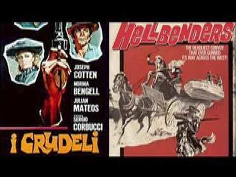 The Hellbenders ENNIO MORRICONE I Crudeli The Hellbenders 1967 YouTube